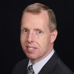 Headshot of webinar presenter Michael Gaunt