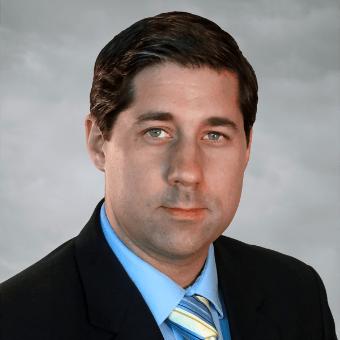 Headshot of Michael Peabody